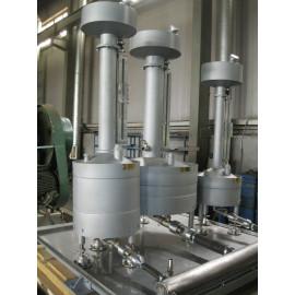 Стенд для поверки топливо-раздаточных колонок (функциональный аналог ППЛ-ТРК).